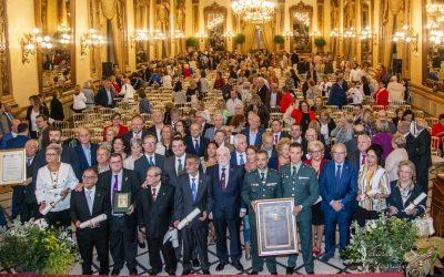 Ceremonia de entrega de Potros y Distinciones 2019