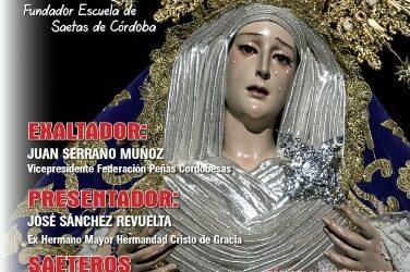 XXX EXALTACION DE LA SAETA. FEDERACION DE PEÑAS.