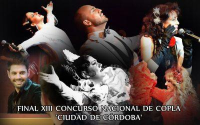 Final del Concurso Nacional de Copla Ciudad de Córdoba
