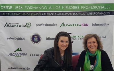 Convenio de Colaboración Federación de Peñas Cordobesas y Academia Alcántara.