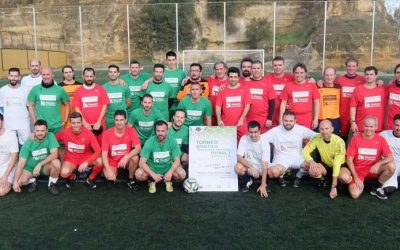 TRIANGULAR SOLIDARIO DE FUTBOL