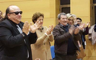 Homenaje en la peña Flamenca La Temporera