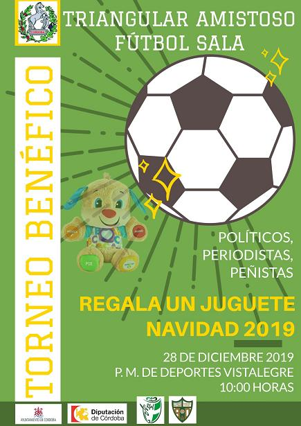 TRIANGULAR FUTSAL BENEFICO