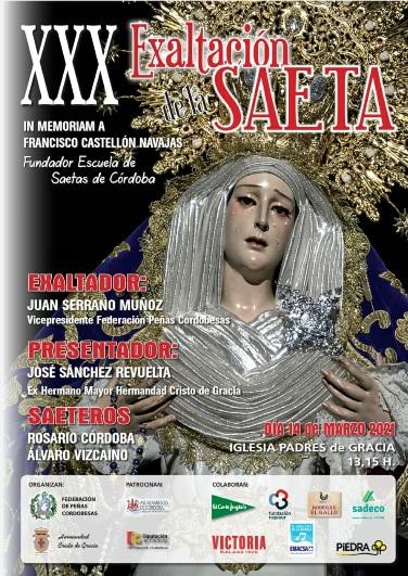 XXX EXALTACION DE LA SAETA